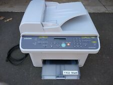 Used Samsung SCX-4725FN Network Laser All-In-One Printer Fax Scan Copy