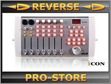 Icon Aio 6 Audiointerface MIDI-Controller Monitoring