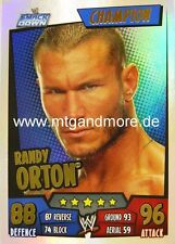 Slam Attax Rumble - Randy Orton - Champion