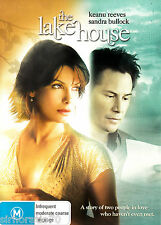 The LAKE HOUSE DVD R4 Keanu Reeves / Sandra Bullock