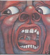 """KING CRIMSON """"IN THE COURT OF"""" JAPAN 2nd ISSUE 1971"""