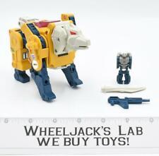 Weirdwolf MINT 100% Complete Vintage Hasbro 1987 G1 Transformers Action Figure