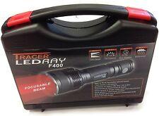 Tracer Ledray F400 Red 150m LED Focusable Gunlight Gun Light Rifle Torch Kit