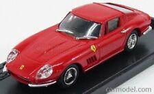 Box-model 8416 scala 1/43 ferrari 275 gtb/4 coupe 1966 red