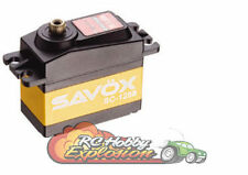 Savox SC-1258TG Super Speed Titanium Gear Digital Servo