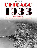 *BRAND NEW* Chicago 1933 World's Fair: A Century of Progress in Photographs book