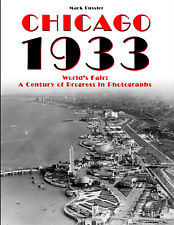 *BRAND NEW* Chicago 1933 World's Fair: A Century of Progress in Photographs book