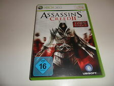 Xbox 360 Assassin 's Creed II
