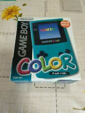 Game boy color Nintendo Jap