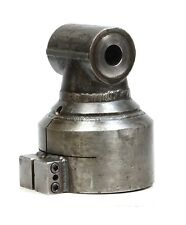 """Bridgeport Milling Head Right Angle Attachment 90° CAT40 Shank 1"""" Spindle"""