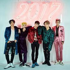 BIGBANG'S 2017 WELCOMING COLLECTION DVD 1DISC+ Calendar+Photo Book+etc