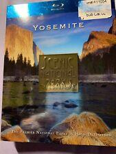 Scenic National Parks - Yosemitie (Blu-ray Disc, 2008)