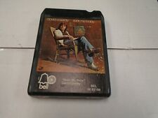 David Cassidy Rock Me Baby 1972 Bell Records 8 Track Tape VG+