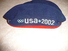 UTAH OLYMPICS 2002 USA ROOTS BERET