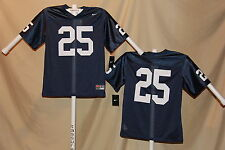 PENN STATE NITTANY LIONS Nike #25 FOOTBALL JERSEY Youth Large NWT bl  $46 retail