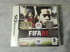FIFA 07 2007 - NINTENDO NDS DS DSi 3DS 2DS PAL ITA ITALIANO COMPLETO COME NUOVO