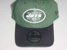 NEW! NEW YORK NY JETS NEW ERA FLEXFIT 39THIRTY NFL CAP/HAT MENS MEDIUM/LARGE