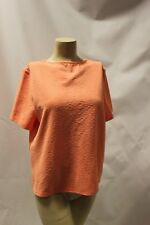 Ladies Orange Warehouse Definitions Top Size 16 Stretchy