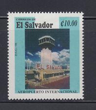 El Salvador 1998 International Airport Sc 1479 Mint Never Hinged