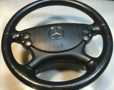 Mercedes-Benz CLK W209 Leather Steering Wheel A2304600503