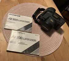 Kleinbildkamera Olympus AZ-300 superzoom, analog, gut erhalten