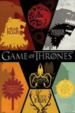 Game of Thrones TV Art Posters