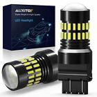 AUXITO 3157 3156 LED Back up Reverse Brake Tail Parking Light Bulb 6000K White