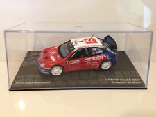 Citroen Xsara WRC C.Sainz M.Marti Rally Argentina 2004 IXO