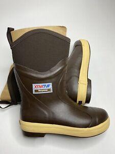 Unisex Xtratuf Legacy Neoprene 070019C Fishing Boots •Men 9 Wmn 10 *NEW