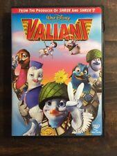 Valiant (DVD, 2005) Walt Disney Family Children Animation Movie Film
