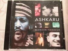Ashkaru - Mother Tongue - CD