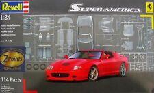 Kit Revell 1 24 Auto da montare Ferrari Superamerica 07391