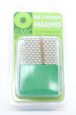 RINNOVA MARMO kit per eliminare opacità, graffi, corrosioni, incrostazioni