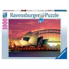 Ravensburger - Harbour Br & Opera House Puzzle 1000 pieces NEW jigsaw