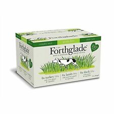 Forthglade Grain Free Complete MEAL Dog Food Multipack 12x395g