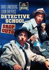 DETECTIVE SCHOOL DROPOUTS (1986)  - Region Free DVD - Sealed