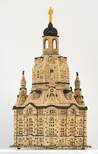 Ceramic house tea light holder 'Frauenkirche in Dresden,Germany', 41cm, © Midene
