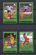 26006) GRENADA Grenadines 1990 MNH**  World Cup Soccer – Calcio