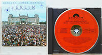 BARCLAY JAMES HARVEST Berlin Concert for the People Red Face CD smooth case