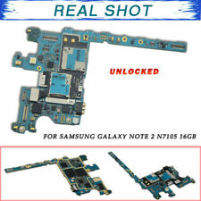 Replace Part Motherboard Logicboard for Samsung Galaxy Note2 N7105 16GB Unlocked