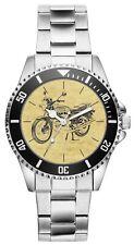 KIESENBERG® Uhr 20159 mit Motorrad Motiv für Honda CBX 1000 Fahrer