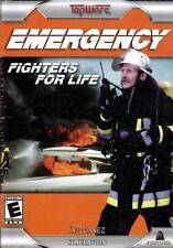 EMERGENCY: FIGHTERS FOR LIFE PC Game -Brand New - PC-0038(T17)