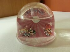 """The Powerpuff Girls Photo Snowglobe """"One of the Girls!"""" Add Your Own Photo!  NEW"""