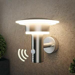 Außenlampe mit Bewegungsmelder und Dämmerungsschalter Aussenwandleuchten Sensor