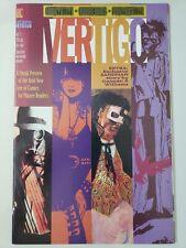 VERTIGO PREVIEW #1 (1993) VERTIGO ORIGINAL EXCLUSIVE SANDMAN NEIL GAIMAN STORY!
