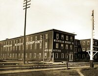 "1892 Michigan Buggy Company, Kalamazoo, MI Vintage Old Photo 8.5"" x 11"" Reprint"
