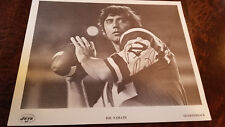 1972 NEW YORK JETS TEAM ISSUE PHOTO CARD BROADWAY JOE NAMATH RAMS ALABAMA HOF