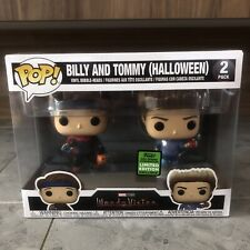 Wandavision Billy and Tommy Halloween ECCC 2021 Funko Pop Vinyl Figure