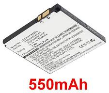 Batería 550mAh tipo 3DSO9909AAAM B-K7 T5000554AAAA Para Alcatel Elle No3