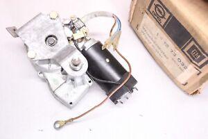 ORIGINAL OPEL Manta B Wischermotor Heck 1273032